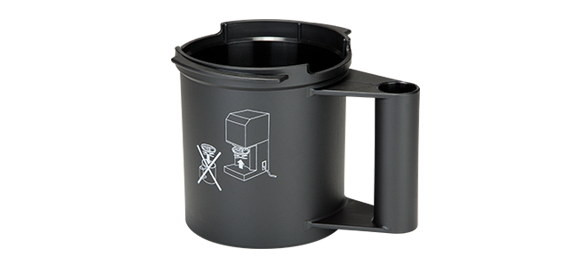 Pacojet products, accessories, Protective Outer Beaker black