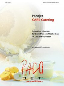 Pacojet Care Catering